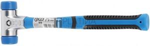 BGS Technic Műanyag kalapács | Fej-Ø 30 mm