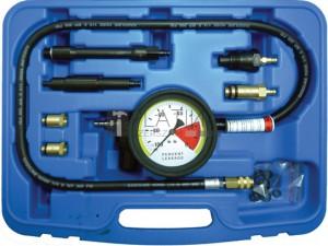 BGS Technic Nyomásveszteség-mérő készlet | 7 darabos