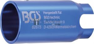 BGS Technic Kampós csavarkulcs Mercedes gyujtászár-rozettához