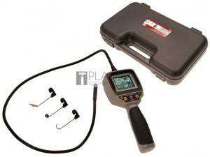 BGS Kraftmann Endoszkópos színes kamera TFT-monitorral