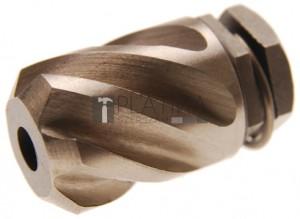 BGS Technic Dörzsár | a BGS 65520-hez | Ø 18 mm, Hossz 23 mm