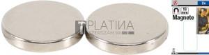 BGS Kraftmann Mágneskészlet | extra erős | Ø 18 mm | 2 darabos