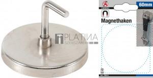BGS Kraftmann Mágnes-kampó | kerek | Ø 60 mm