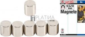 BGS Kraftmann Mágneskészlet | extra erős | Ø 9,5 mm | 6 darabos