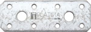 BGS Kraftmann Lapos összekötő | 100 x 35 x 2,5 mm