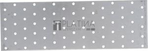 BGS Kraftmann Acél perforált lemez | 300 x 100 mm