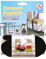 BGS Kraftmann Csomagrögzítő szalag   25 kg-ig