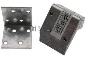 BGS Kraftmann Sarokvas készlet | 40 x 40 x 40 mm | 10 darabos