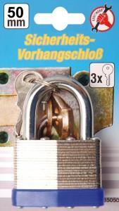 BGS Kraftmann Biztonsági lakat | 50 mm