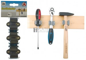 BGS Kraftmann Szerszámtartó-készlet | 3 darabos