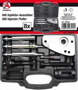 BGS Kraftmann HDI Injektor lehúzó | 8 darabos