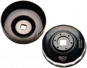BGS Technic Olajszűrőkulcs | 14 élű | Ø 68 mm | Ford, Mazda, Subaru