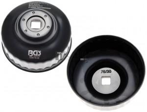 BGS Technic Olajszűrőkulcs | 30 élű | Ø 76 mm | Ford Motorkraft