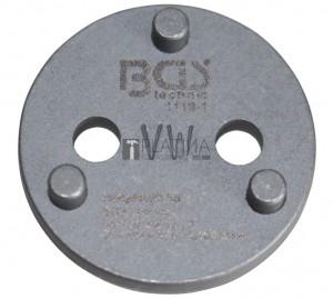 BGS Technic Fékdugattyú-visszaállító adapter motorvezérlés beállító készlet, Ford, Renault villamos kézifékkel