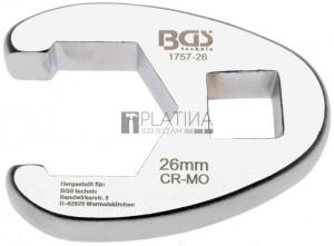 BGS Technic Hollanderkulcs   12,5 mm (1/2)   26 mm