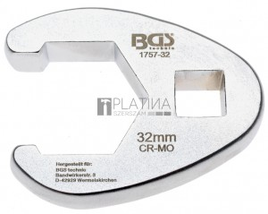 BGS Technic Hollanderkulcs   12,5 mm (1/2)   32 mm