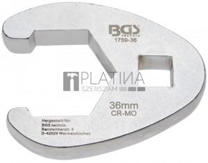 BGS Technic Hollanderkulcs   12,5 mm (1/2)   36 mm