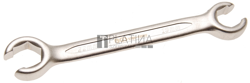 BGS Technic Nyitott csillagkulcs | 19x22 mm