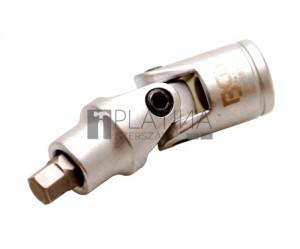 BGS Technic Csuklóbetét   10 mm (3/8 )   Belső hatszögletű 7 mm