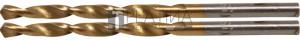 BGS Technic Spirálfúró | HSS-G | titánnal ötvözött nitrátozott | 3,0 mm | 2 darabos