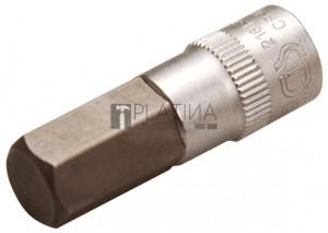 BGS Technic Behajtófej | 6,3 mm (1/4 ) | Belső hatszögletű 10 mm