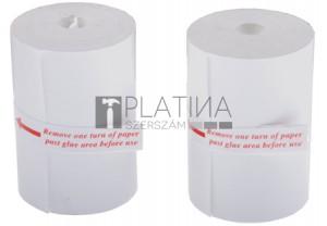 BGS Technic Tartalék papírtekercsek nyomtatóhoz | 2 darabos