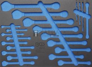 BGS Technic Műhelykocsi-betét 3/3 | üres | a BGS 4012-hez