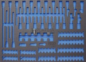 BGS Technic Műhelykocsi-betét 3/3 | üres | a BGS 4017-hez