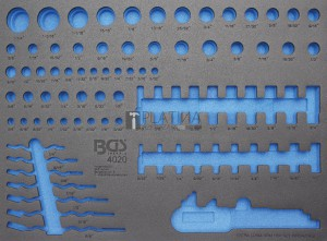 BGS Technic Műhelykocsi-betét 3/3 | üres | a BGS 4020-hez