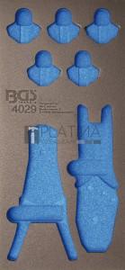 BGS Technic Műhelykocsi-betét 1/3 | üres | a BGS 4029-hez