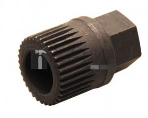 BGS Technic 33 fogú toldat | Külső hatszögletű kulcsnyílású hajtás | a BGS 4248-hez | 15 mm