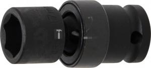 BGS Technic Levegős csuklós dugókulcs | 12,5 mm (1/2) | 17 mm