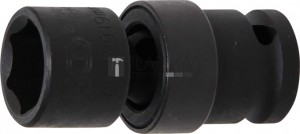 BGS Technic Levegős csuklós dugókulcs | 12,5 mm (1/2) | 19 mm