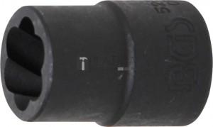 BGS Technic Speciális dugókulcs/Csavarkiszedő   12,5 mm (1/2)   14 mm