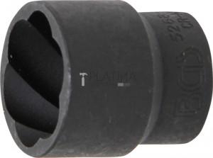 BGS Technic Speciális dugókulcs/Csavarkiszedő   12,5 mm (1/2)   24 mm