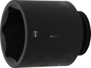 BGS Technic Levegős dugókulcs hatszögletű, mély | 25 mm (1) | 100 mm