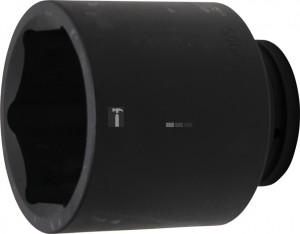 BGS Technic Levegős dugókulcs hatszögletű, mély | 25 mm (1) | 105 mm