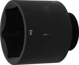 BGS Technic Levegős dugókulcs hatszögletű, mély | 25 mm (1) | 115 mm