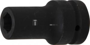BGS Technic Levegős dugókulcs hatszögletű, mély | 25 mm (1) | 19 mm
