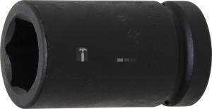 BGS Technic Levegős dugókulcs hatszögletű, mély | 25 mm (1) | 32 mm