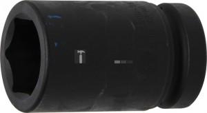 BGS Technic Levegős dugókulcs hatszögletű, mély | 25 mm (1) | 36 mm