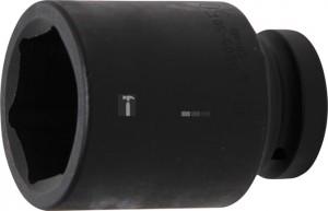 BGS Technic Levegős dugókulcs hatszögletű, mély | 25 mm (1) | 50 mm
