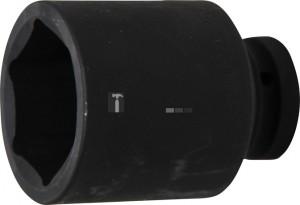 BGS Technic Levegős dugókulcs hatszögletű, mély | 25 mm (1) | 60 mm