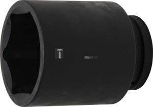 BGS Technic Levegős dugókulcs hatszögletű, mély | 25 mm (1) | 85 mm