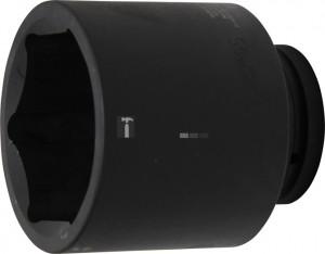 BGS Technic Levegős dugókulcs hatszögletű, mély | 25 mm (1) | 95 mm