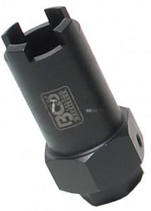 BGS Technic Speciális fej fúvókatartóhoz | Külső hatszögletű 32 mm | Mercedes, Neoplan, Setra