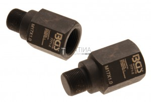 BGS Technic Leszerelő adapter, BGS 7771   M17 x M20 x 52 mm