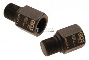 BGS Technic Leszerelő adapter, BGS 7771   M20 x M20 x 49 mm