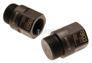 BGS Technic Leszerelő adapter, BGS 7771   M25 x M20 x 41 mm