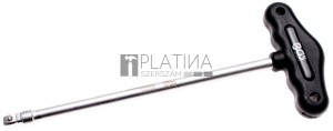 BGS Technic T-fogantyú   Billenthető négyélű 10 mm (3/8)   230 mm